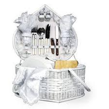 honeymoon gift basket honeymoon heart shaped picnic basket wedding gift basket