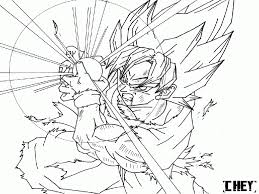 40 goku coloring pages coloringstar