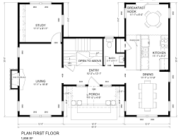 Huntington Floor Plan The Lennox Huntington Homes