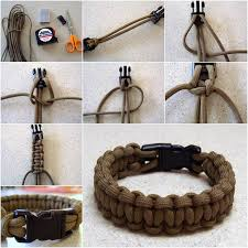 make paracord bracelet with buckle images Creative ideas diy paracord bracelet with side release buckle jpg