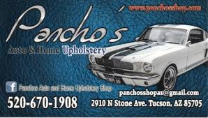 Auto Upholstery Tucson Tucson Southern Arizona Local Businesses Events Car Shows Car Clubs