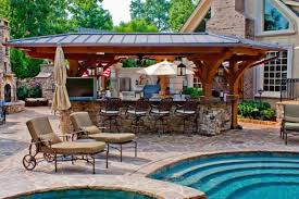 poolside designs 20 gorgeous poolside outdoor kitchen designs