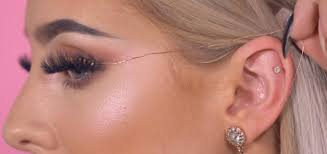 led eye lashes with light up and fun wholesale from china factory
