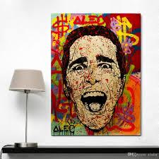 alec monopoly fashion king art print canvas for wall art