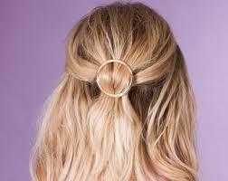barrette hair hair barrette etsy