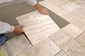 How To Tile A Floor Amazing Installing Tile Floor How To Install Bathroom Floor Tile