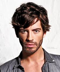 mens over the ear hairstyles hairstyle with the ears half covered
