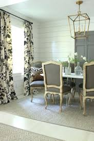 Curtain Ideas For Dining Room Mesmerizing Home Design Good Country Formal Dining Room Ideas