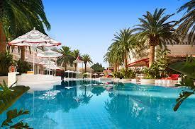 Strip down at the 6 iest pools in Las Vegas