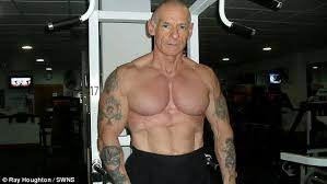 manchester bodybuilder gets his entire body tattooed daily mail