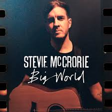 stevie mccrorie is ready to go into the big world
