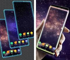 galaxy edge lighting galaxy edge lighting live wallpaper apk download latest
