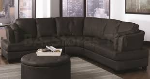 Curved Sectional Sofa Leather Luxury Curved Leather Sofa 17 Photos Clubanfi