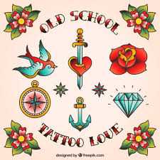 old tattoo clipart 52