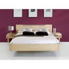 chambre à coucher en chêne massif lit lilou en chêne massif