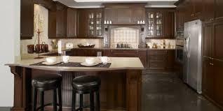 cuisine armoire brune cuisines classiques armoires cuisines