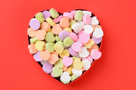 Valentine Candy Wholesale Heart Shaped Box With Valentines Candy Stock Photos Image 37274313