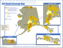 Verizon Coverage Maps Stop The Cap Me Too Alaska Communications Systems First Among
