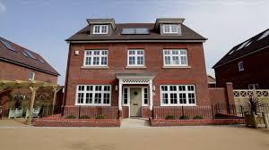 redrow new homes the cheltenham brick youtube