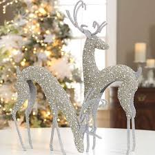 Reindeer Decoration Christmas Reindeer Decoration Ween Csat Co