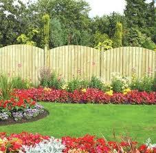 landscaping along a fence u2013 openpoll me