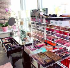 Organizing Makeup Vanity Makeup Collection And Organization Makeup Aquatechnics Biz