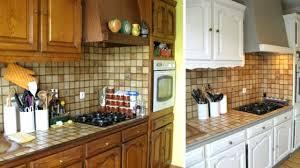 renovation cuisine rustique chene relooker cuisine en chene vous trouvez votre cuisine rustique trop