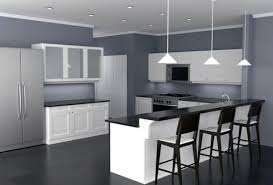 Kitchen Wall Painting Ideas Grey Paint For Kitchen Walls Kitchen W Maple Cabinets With
