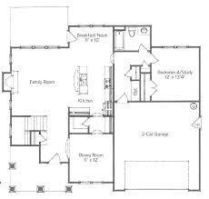 Georgetown Floor Plan Floor Plan Details 70 West Builders Mobile