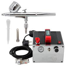 Airbrush System For Cake Decorating Aliexpress Com Buy Ophir Cake Tools Pro Airbrush Kit With Air