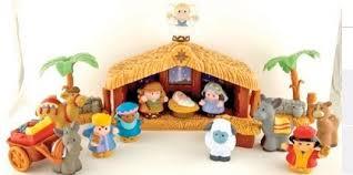 fisher price nativity set on sale just 21 50