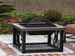 Outdoor Patio Firepit by Fire Pits A Popular Trend For 2011 Outdoor Patio Ideas