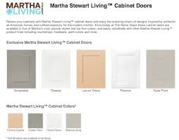 kitchen cabinet refacing at home depot martha stewart now offering cabinet refacing