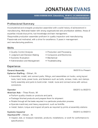 exle of a resume summary best general assembly resumes resumehelp