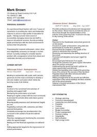 Substitute Teacher Job Description For Resume Resume Format For Teacher Job Math Teacher Resume Sample Free For
