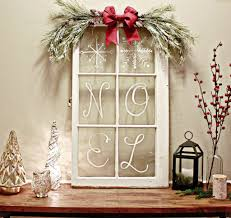 christmasw decorations diy ledghted window