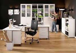 Schreibtisch Winkelkombination H Enverstellbar Prima Winkelkombination Mit Rollcontainer 200 X 230 Cm Weiß Büro