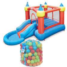 Cheap Pools At Walmart Bounce Houses And Inflatable Water Slides By Little Tikes