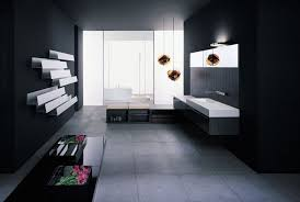 Modern Small Bathroom Design Ideas With Floating Sink Bathroom Modern Minimalist Bathroom Design With Textured Wall And