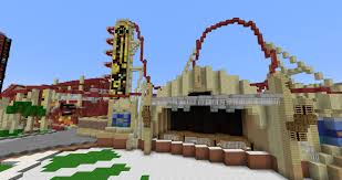 Universal Park Orlando Map by Minecraft Hollywood Rip Ride Rockit Universal Studios Orlando
