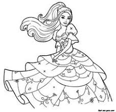 barbie coloring pages arts and crafts pinterest barbie