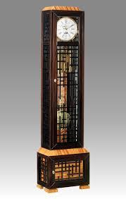 Contemporary Grandfather Clock 8 Best Modern Ebony Grandfather Clocks Images On Pinterest