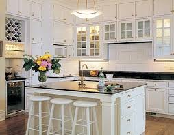White Kitchen Cabinets With Black Granite Countertops Beautiful White Cabinets Kitchen Granite Cabinet With New Picture