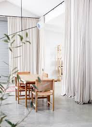 Room Curtains Divider How To Reinvent Spaces With Curtain Room Dividers