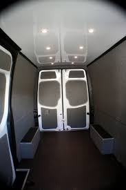 Conversion Van Accessories Interior 2007 Sprinter Van Complete Interior Kit 144