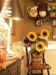 sunflower kitchen decorating ideas 287 best summer s sunflower farm images on sun