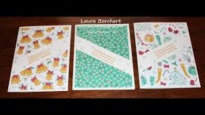 presents u0026 pinecones designer paper one sheet wonder laura u0027s
