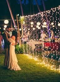 Outdoor Backyard Wedding Charming Outdoor Wedding Lighting Ideas And 38 Outdoor Wedding