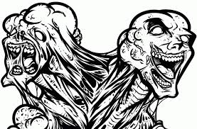 zombie coloring pages kids u20ac coloring coloring