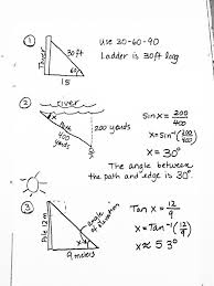 honors alg geo ii 19 answers to worksheet word problems using